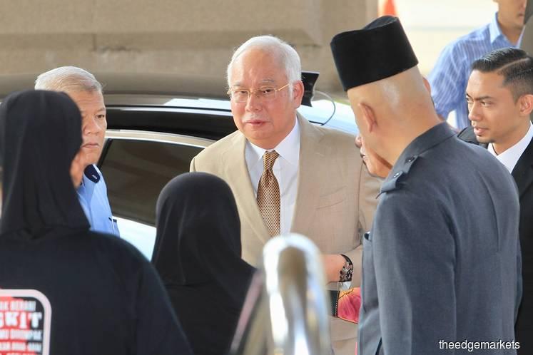 高庭下令篡改1MDB审计报告案今开审